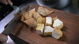 Jakarta Street Food 401 Cipayung Fried Meatball Tofu Batagor Cipayung BR TiVi 3108