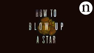 How to blow uṗ a star