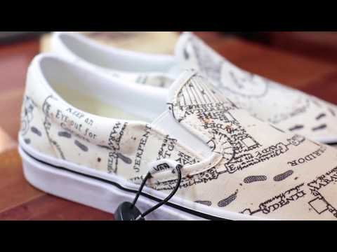 Represent your House: Vans Harry Potter Collection PH Launch