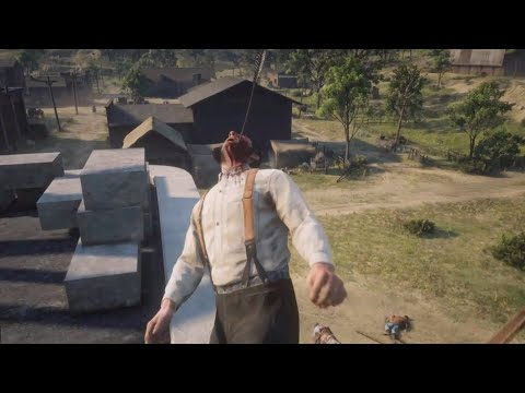 Red Dead Redemption 2: Bow & Arrow Ragdolls Vol.3 (Fire Arrow, Poison Arrow, Improved Arrow)