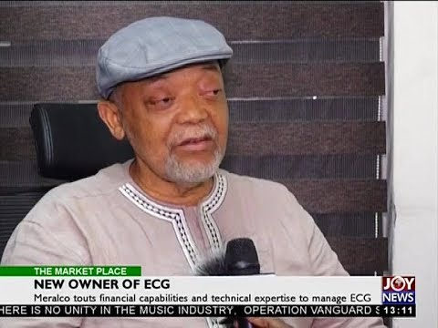 New Owner of ECG - The Market Place on Joy News (20-4-18)
