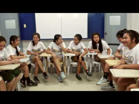 STI College San Fernando Volleyball Team Stingers
