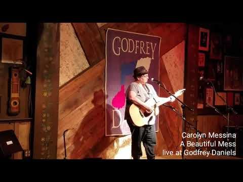 A Beautiful Mess (Live w/lyrics) Carolyn Messina