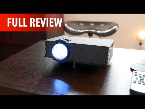 BlitzWolf BW-MP1 Mini WiFi Display Projector Review!