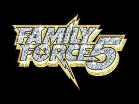 Put Your Hands Up - Family Force 5