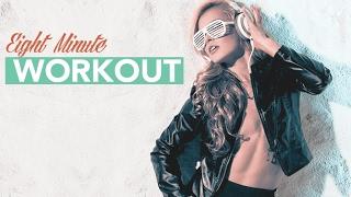 8 Min Abs Workout (FLATTEN & BLAST FAT!!)