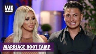 'Holding in Secrets' Sneak Peek | Marriage Boot Camp: Reality Stars | WE tv