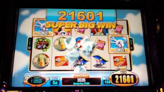 Airplane Slot Machine Bonus - Super Big Win & Handpay