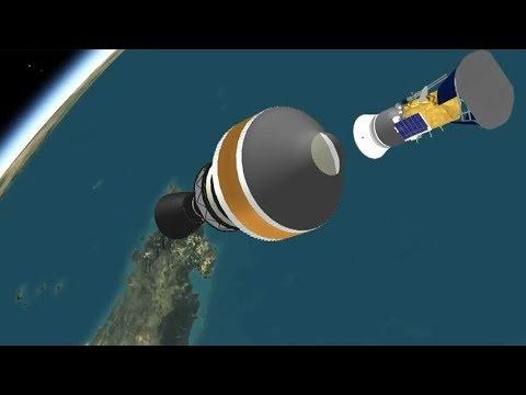 Parker Solar Probe separation