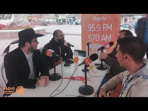 Entrevista:  #LaOndaSonora - Radio Nacional de Colombia // RTVC (Bogotá D.C.)