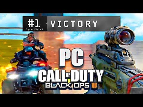 Black Ops 4 Battle Royale - PC BLACKOUT LIVE GAMEPLAY!! (Call of Duty Black Ops 4 Blackout Gameplay)