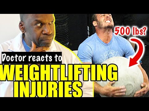 5 Lifting Weights Injuries That Are Way Too Common