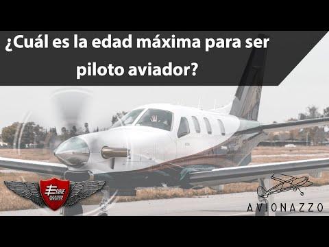 ¿Cuál Es La Edad Máxima Para Ser Piloto Aviador?