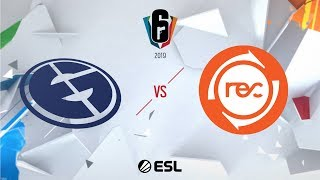 Six Invitational 2019 – Playoffs - Day Four - Evil Geniuses vs. Team Reciprocity