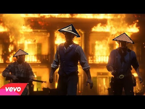 IN BUM HOLE | Lil Nas X - Old Town Road (Asian PARODY)