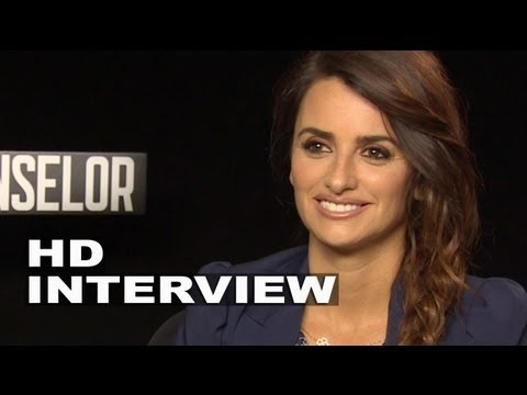 The Counselor: Penelope Cruz Official Movie Interview - YouTube