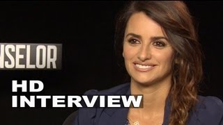 The Counselor: Penelope Cruz Official Movie Interview