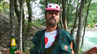 Parodie du pêcheur : jean luc le toulonnais du briançonnais