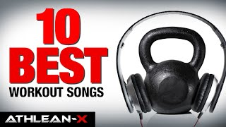 Top 10 workout songs of all time (playlist included!)