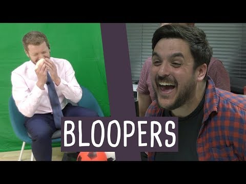 Bloopers from In Other News Series 1!