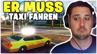 BUTTERS FÄHRT TAXI | GTA 5 RP Highlights
