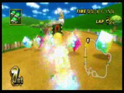 Mario Kart Wii Racer Hackers