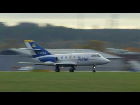 First test flight within the European Aviation Network (EAN)