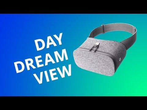 Daydream View: os óculos de realidade virtual do Google [Análise/Review]