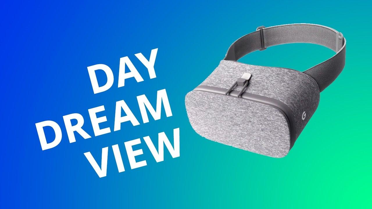 a63eb3b05 Daydream View: os óculos de realidade virtual do Google [Análise/Review] -  Vídeos - Canaltech