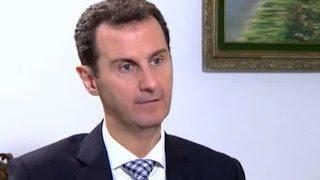 Асад: Россия и Иран очень помогают сирийской армии в борьбе с ИГ