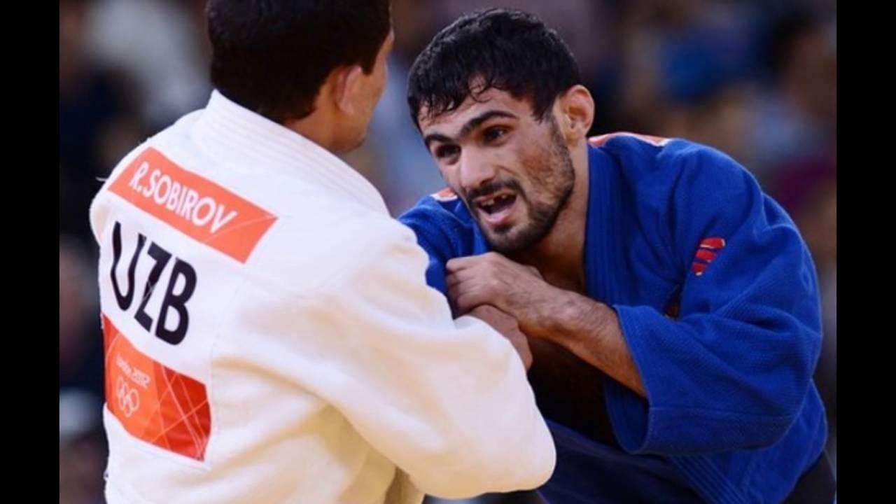 дзюдо российский олимпийский чемпион