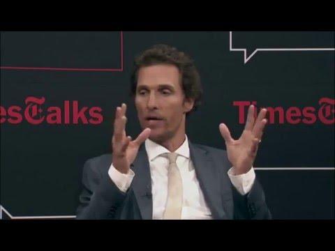 Matthew McConaughey, Gina Gershon, William Friedkin | Interview | TimesTalks