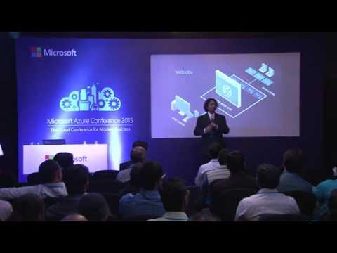 Microsoft Azure Conference 2015 Azure Batch & Jobs