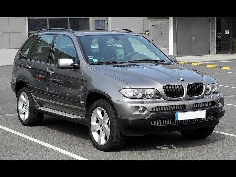 Тест-Драйв 8: BMW X5 (E53): Среднеразмерный Полноприводный Кроссовер