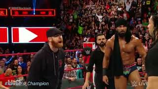 Sami Zayn & Kevin Owens HOMECOMING Entrance - Monstrous POP 30.04.18