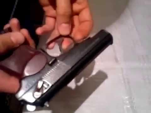Боевые пистолеты Макарова