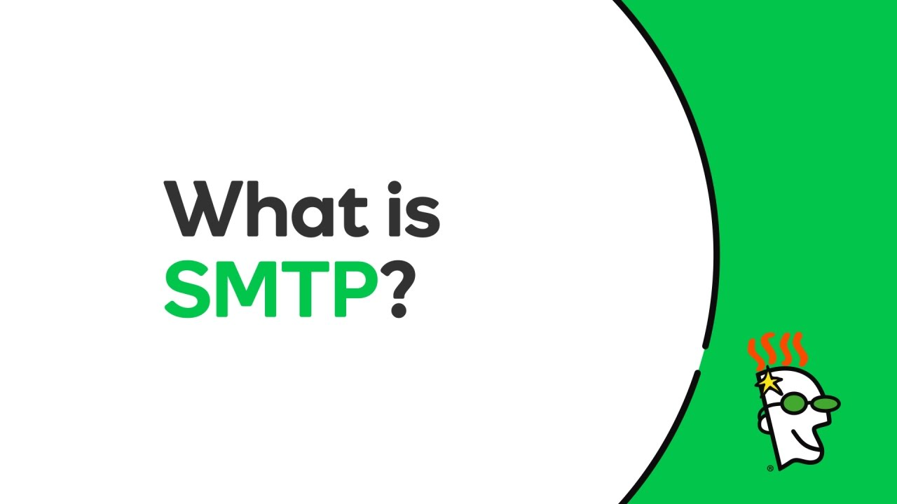 What Is SMTP?   GoDadd...
