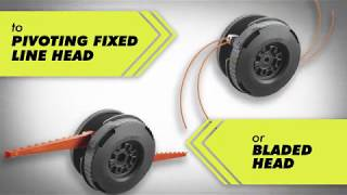 REEL-EASY+ 2-IN-1 PIVOTING FIXED LINE & BLADED HEAD ACCESSORY