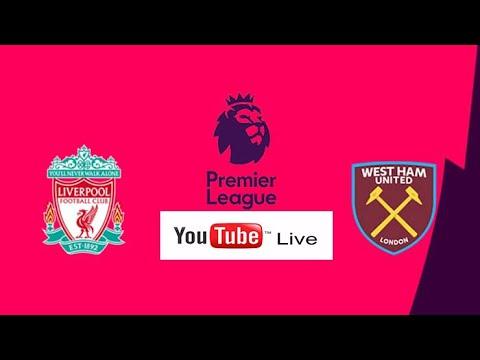 Liverpool Vs West Ham Live Stream : 2019/20 | Premier League PREDICTION