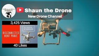 Dji phantom 3 standard disconnected