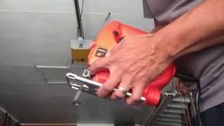 Black & Decker quick clamp JS200 jigsaw blade change