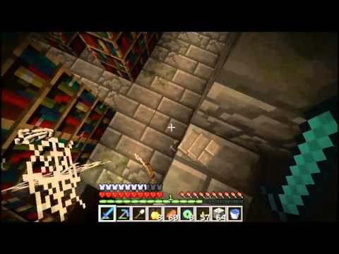 Jake's Adventures in Minecraft / Episode 49 / Stronghold fou