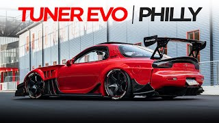homepage tile video photo for TUNER EVOLUTION   PHILLY 2021   #TOYOTIRES   [4K60]