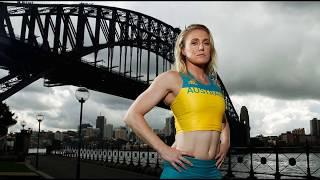 Sally Pearson, Australian athlete,  champion in the 100 metres hurdles