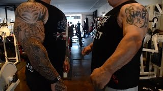 THE STRONGEST MAN IN THE WORLD vs RICH PIANA