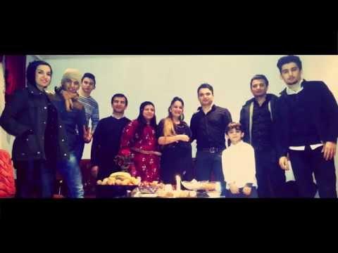 Silvester 2014 mit Familie