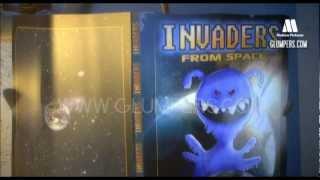Especial Halloween niños de los Glumpers, Noche de terror - Dibujos graciosos y divertidos