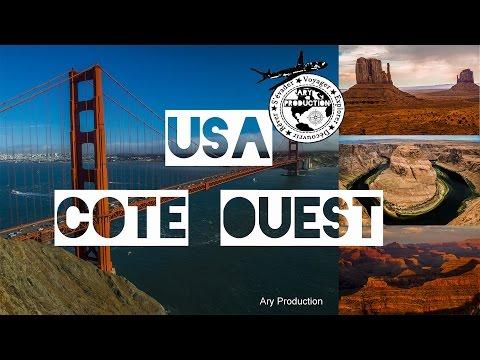 Voyage Tourisme USA Côte Ouest Etats-Unis en voiture