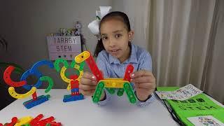 Jarrby STEM Montessori Toys for Toddlers   STEM Toys   Kids Toys   Toddler Outdoor Toys   Preschool
