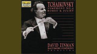 Tchaikovsky: Symphony No. 4 in F minor: III. Scherzo: Pizzicato ostinato - Allegro